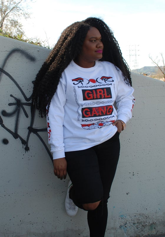 Image of Girl Gang Long Sleeve