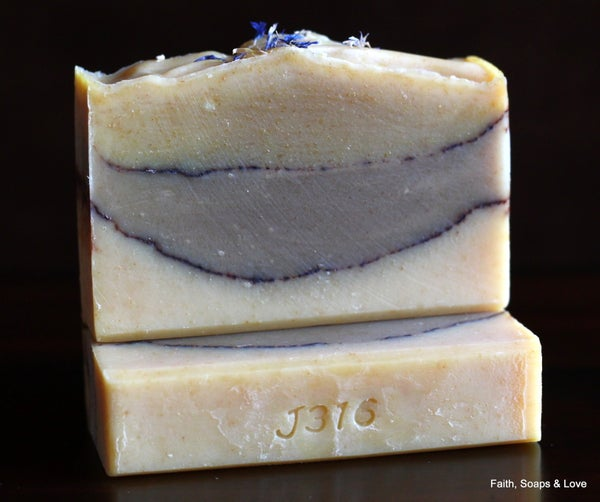Image of Gracious Handcrafted Artisan Soap - Essential Oil - All Natural - Made in Minnesota