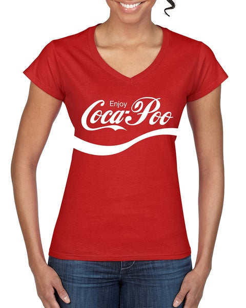 Image of 'Coca-Poo' T-Shirt