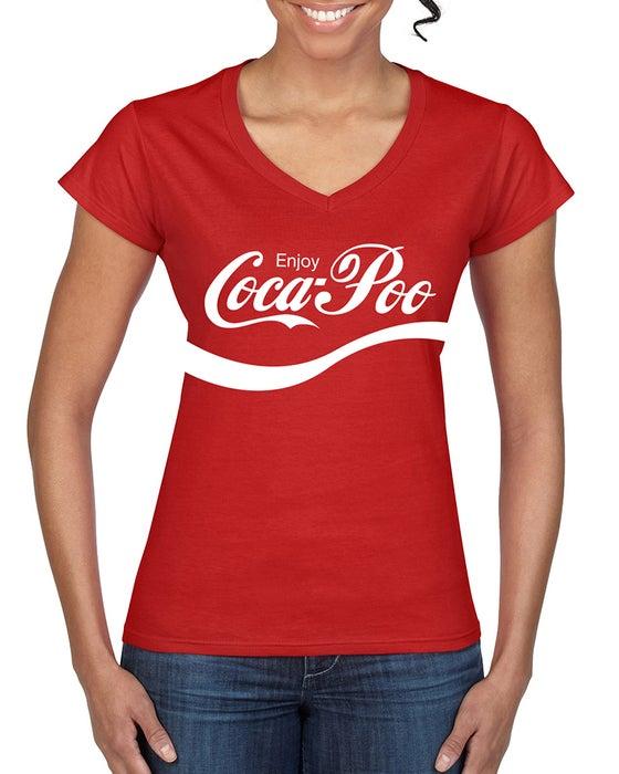 Image of 'Coca-Poo' T-Shirt
