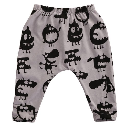 Image of MONSTERS PANTS