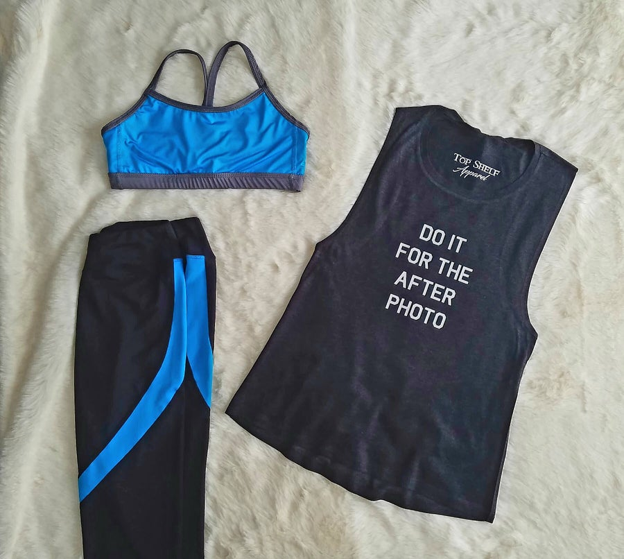Image of Do It For The After Photo - muscle tanks