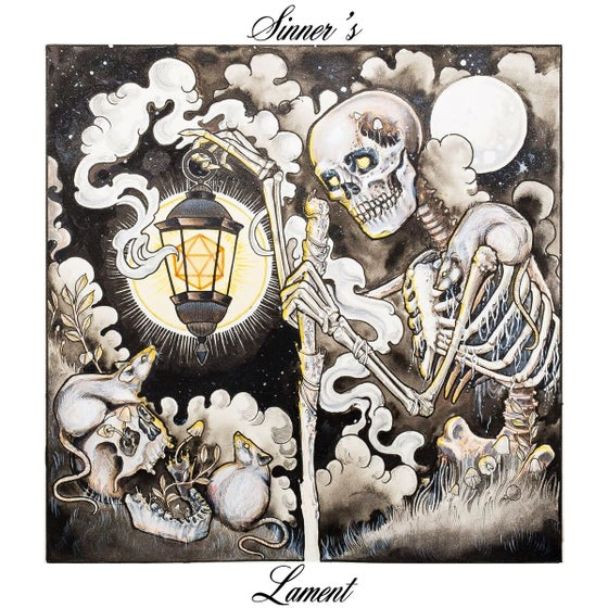 Image of Sinner's Lament Digipack Album