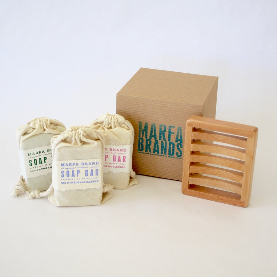 Image of Marfa Brand Soap Box