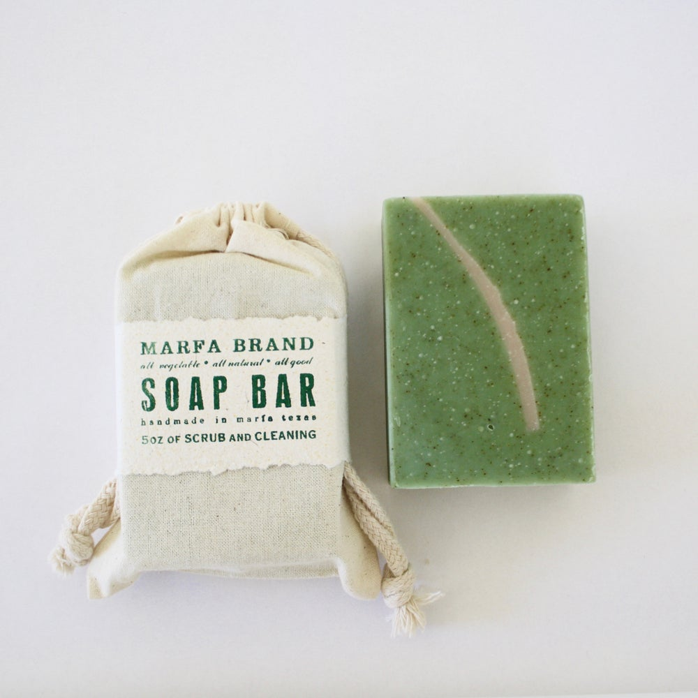Image of Rosemary Peppermint Soap