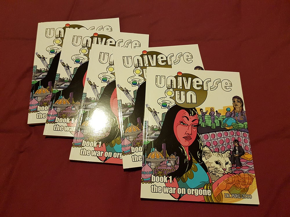 Image of Universe Gun Trades Retail Pack