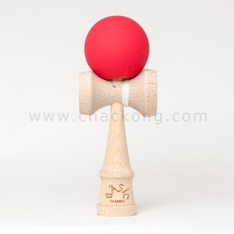 Image of KENDAMA WINNER-BASIC W5 RUBBER けん玉 剑玉 剑球 BIKEDAMA