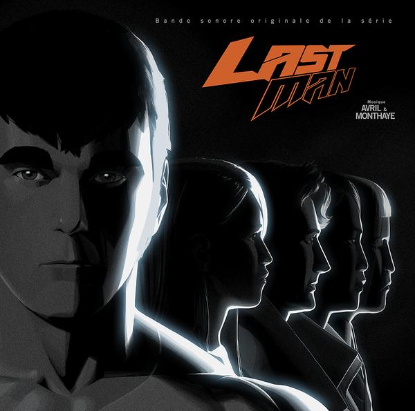 Image of LASTMAN - OST / vinyle gatefold 180g - édition collector numérotée à 1000 exemplaires