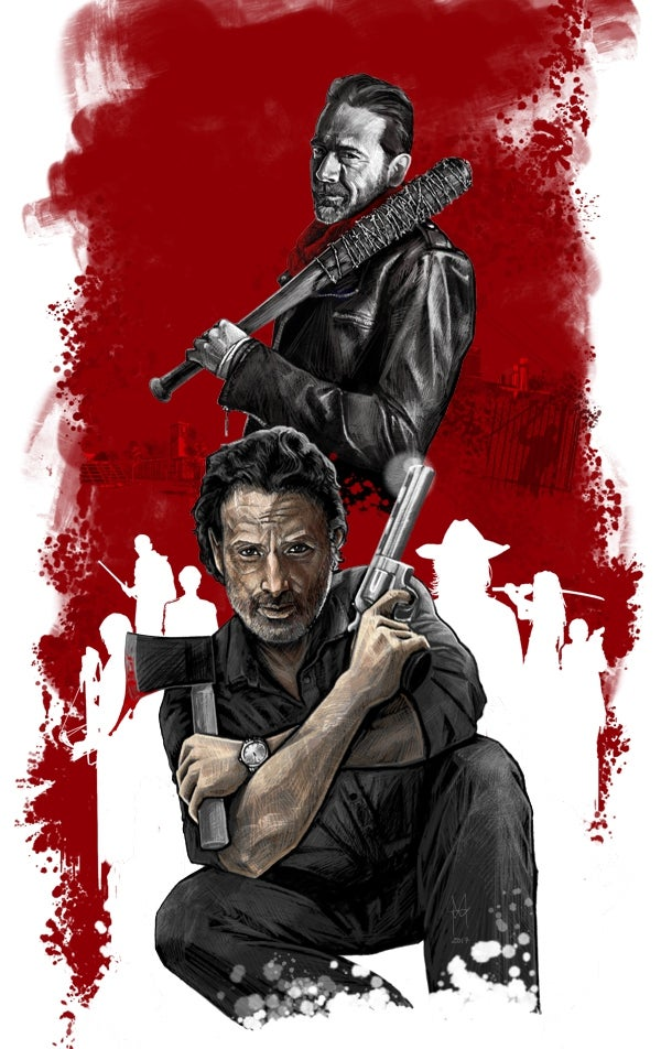 Image of Rise Up - The Walking Dead