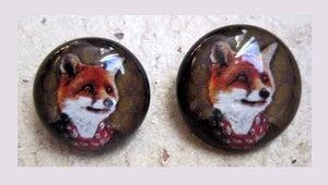 Image of Bouton: Fox