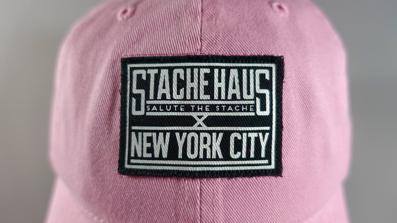 Image of Pink SH x NYC Dad Hat