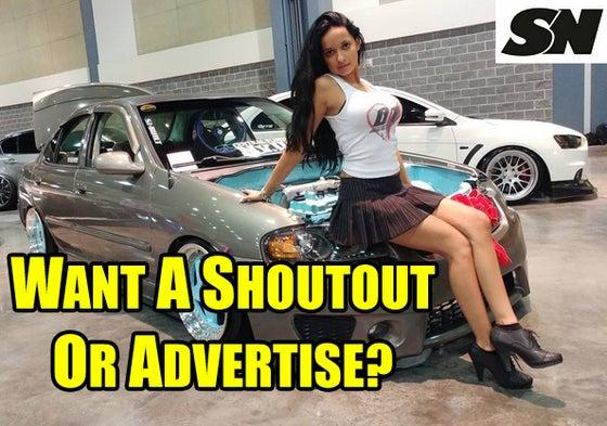 Image of SN Shoutouts & Advertising ($2.00/post)