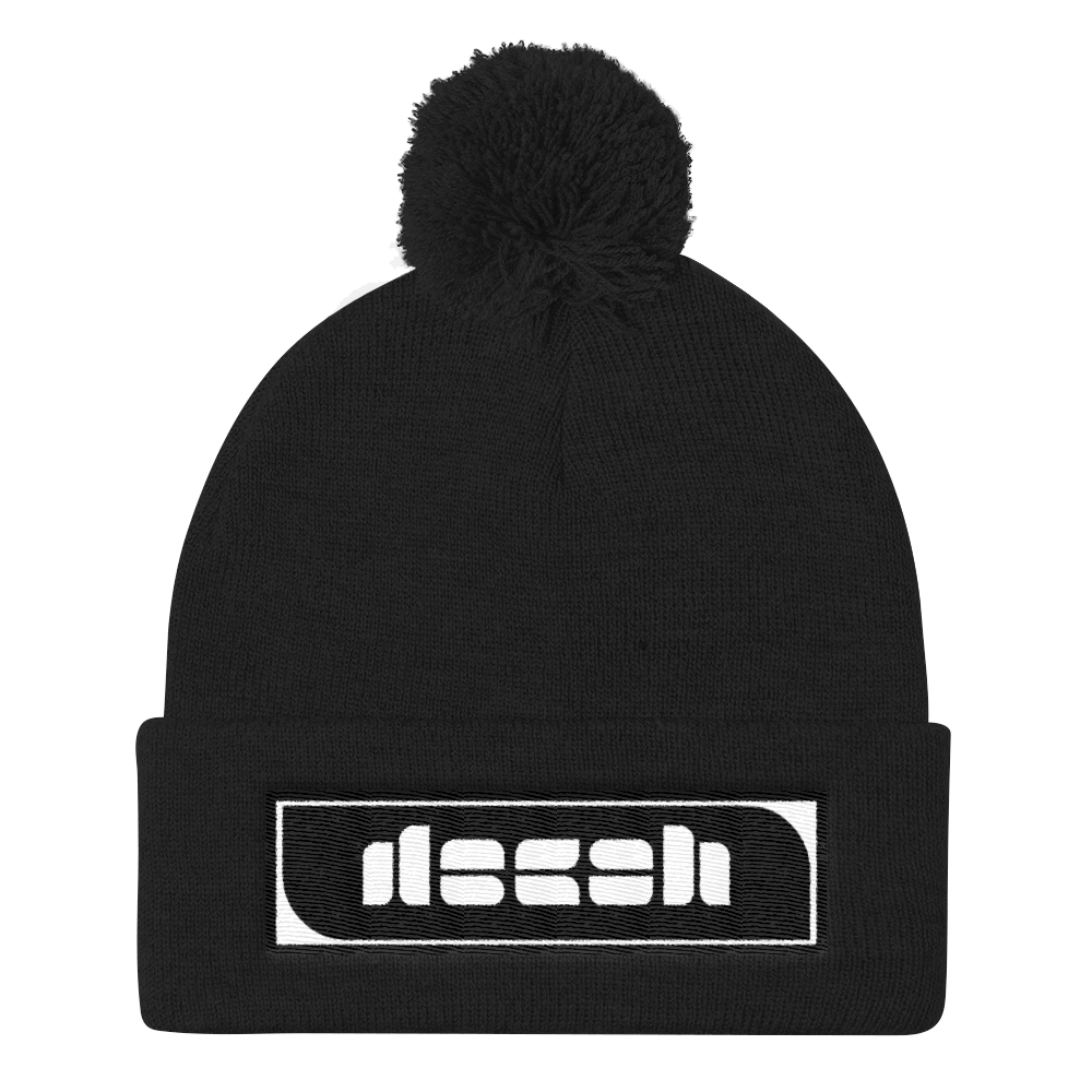 Image of decah Embroidered Knit Cap II
