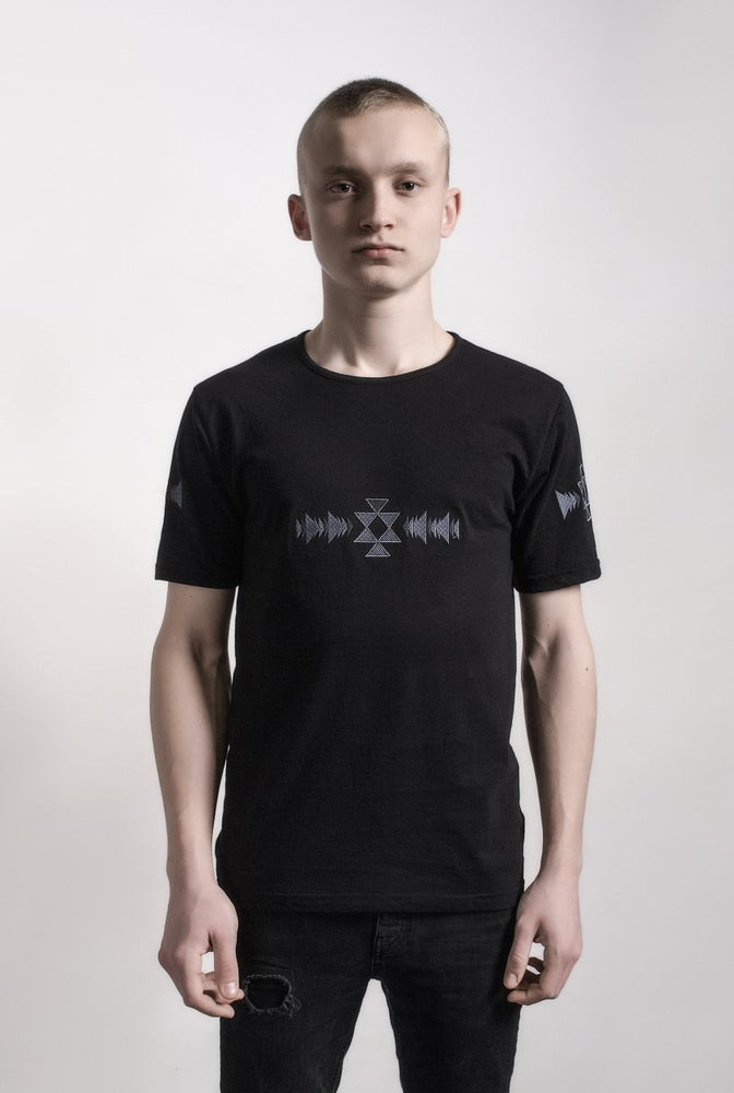 Image of KANATITSA BLACK TEE (FREE SHIPPING)