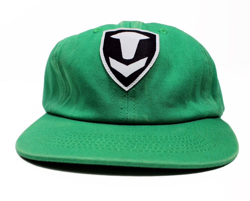 Image of Faded Green Strapback