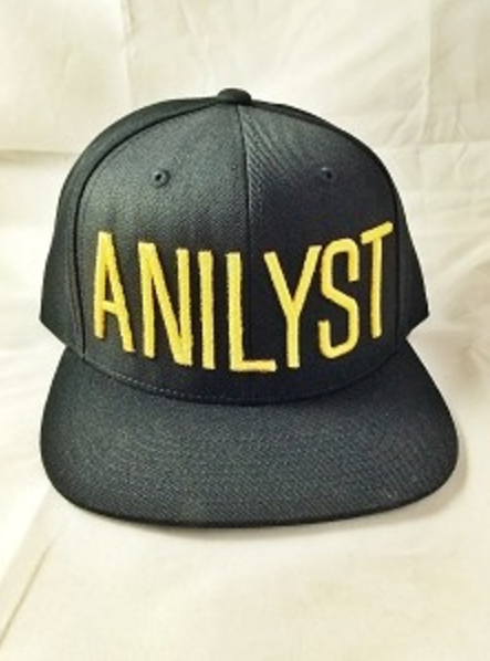 Image of Snapback (Black & Gold)
