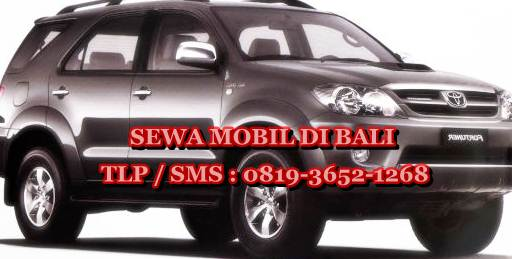 Image of Pusat Sewa Mobil Murah Di Bali Tanpa Supir
