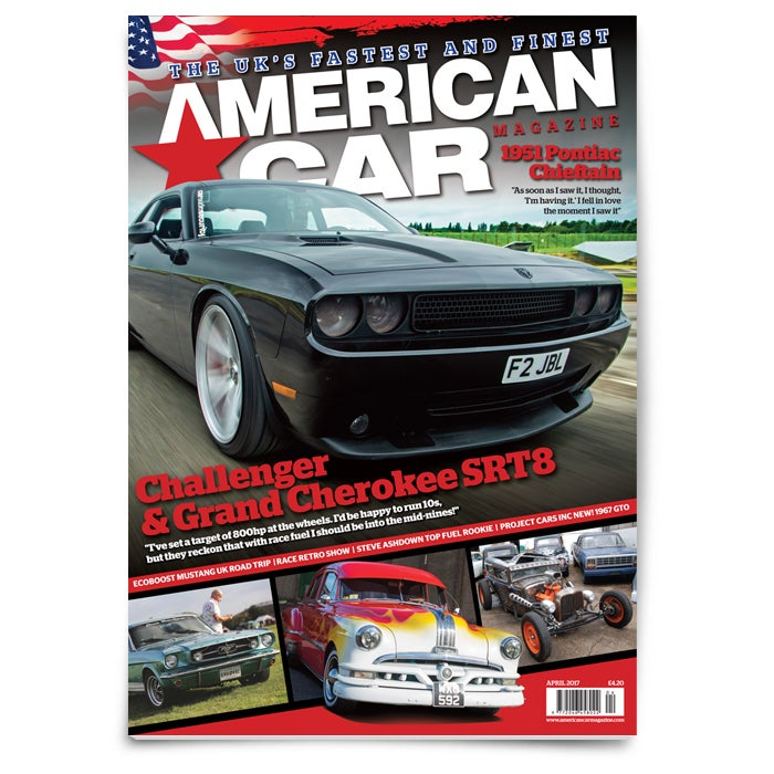 Image of American Car Magazine Latest Issue