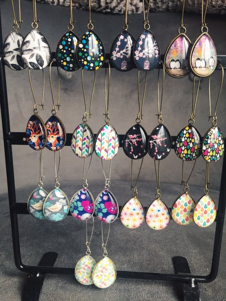 Image of Boucles Gouttes collection Sōdaina