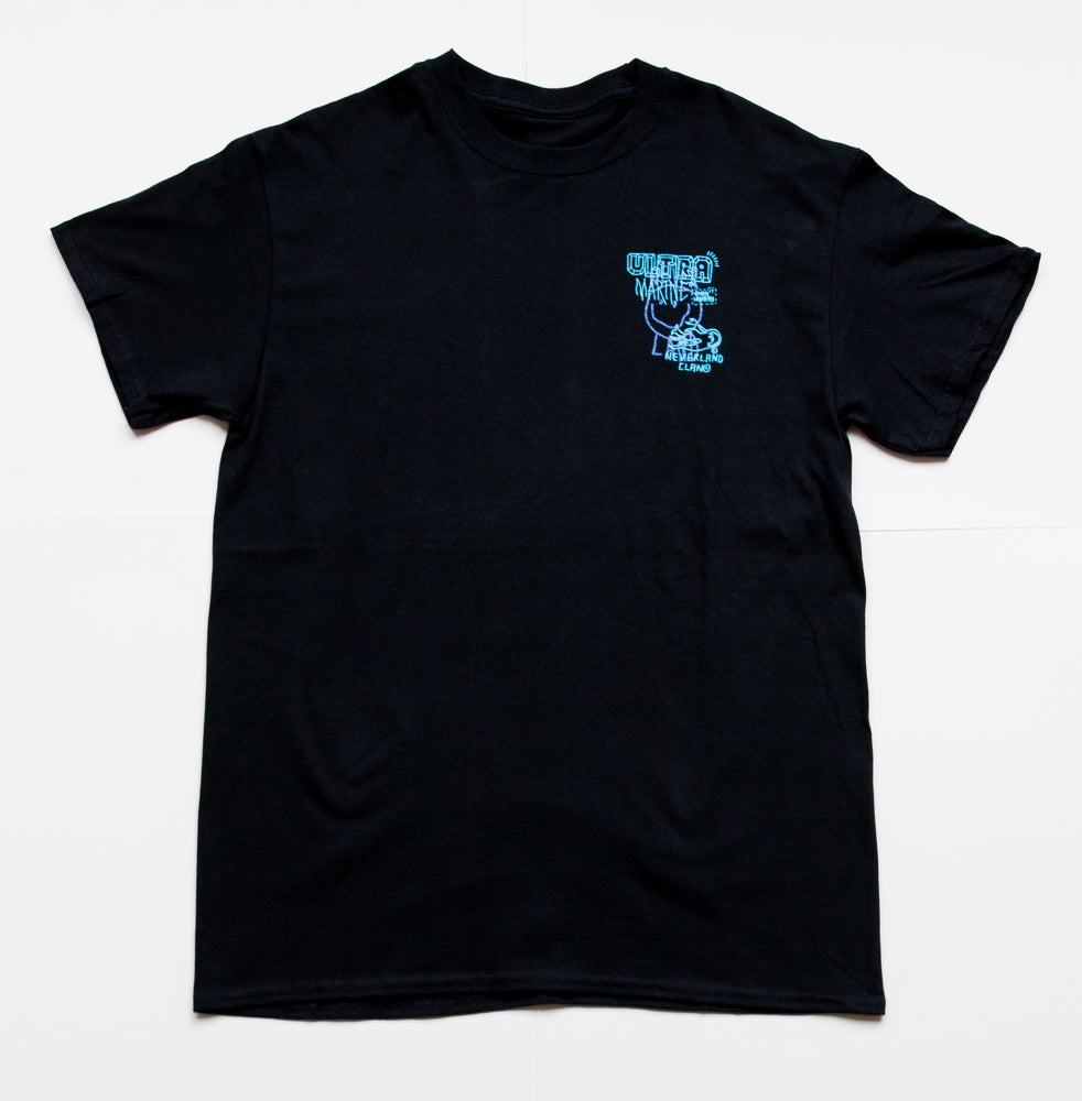 "Image of ""Ultramarine"" Ryan Hawaii x Neverland Clan T-Shirt"