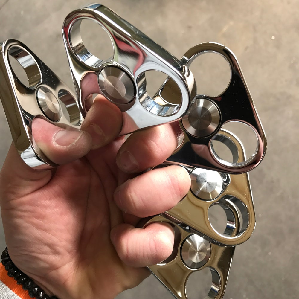 Image of TRIAGE CHROME PLATED