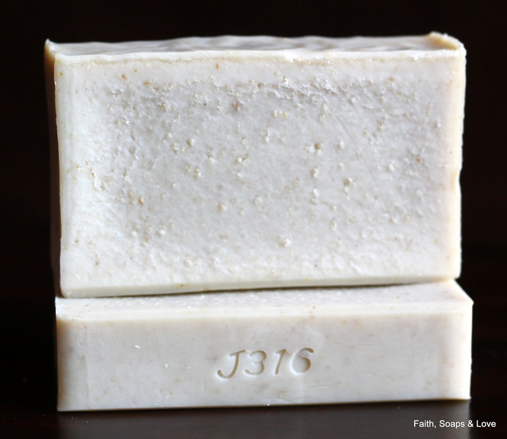 Image of Worthy Handcrafted Artisan Soap - You are Worthy - All Natural - Made in Minnesota