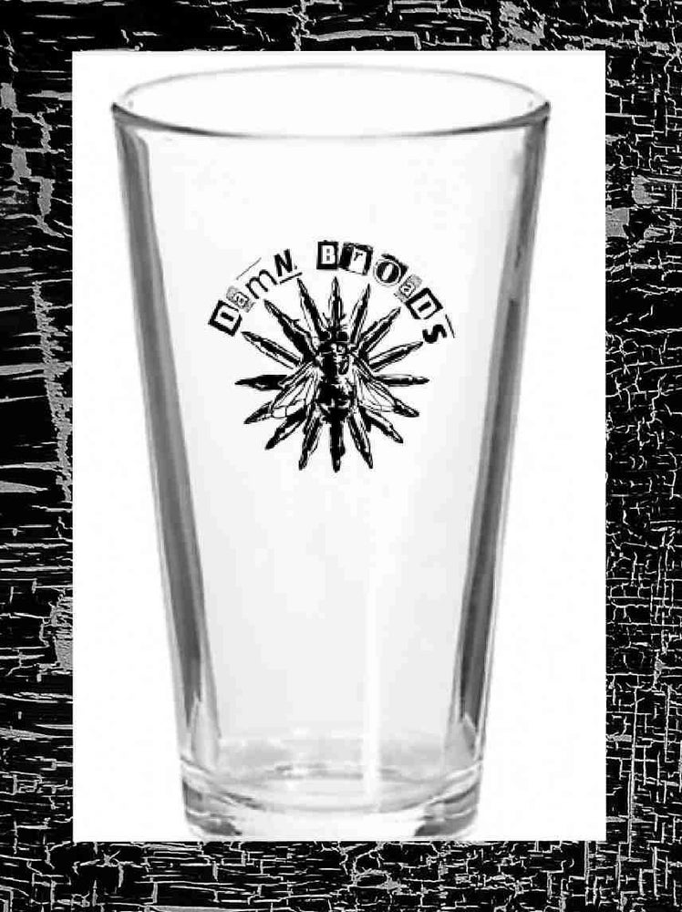 Image of Fly Pint Glass