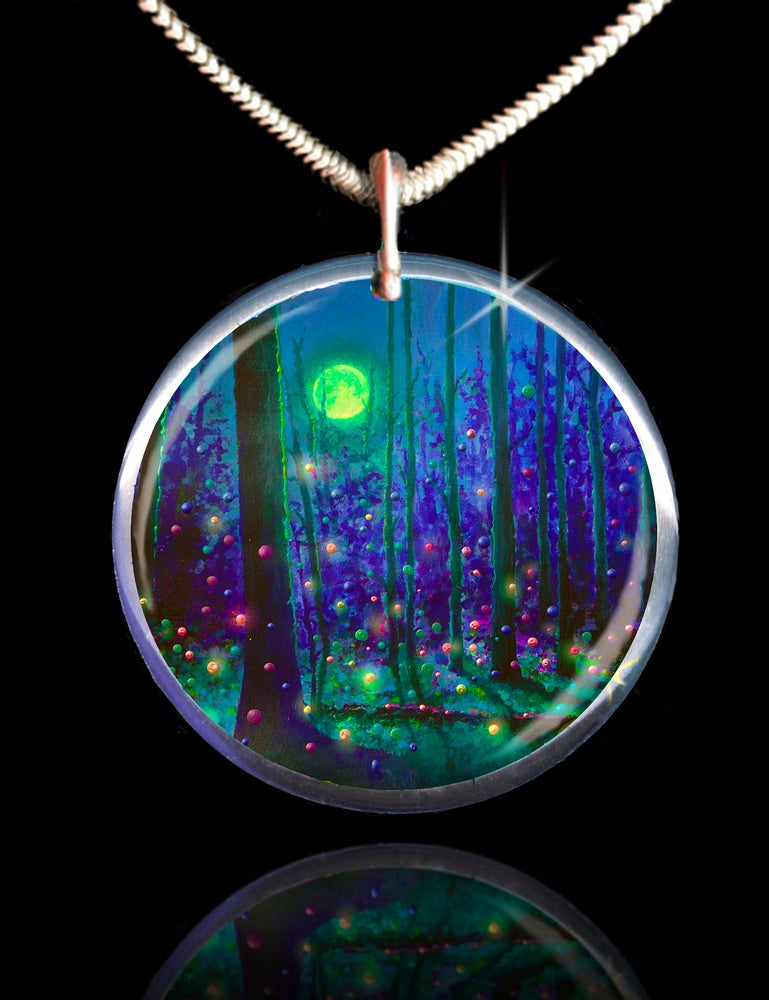 Image of Fairy Forest Magical Energy Pendant