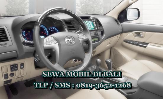 Image of Harga Sewa Mobil Terbaru Di Bali Dengan Supir