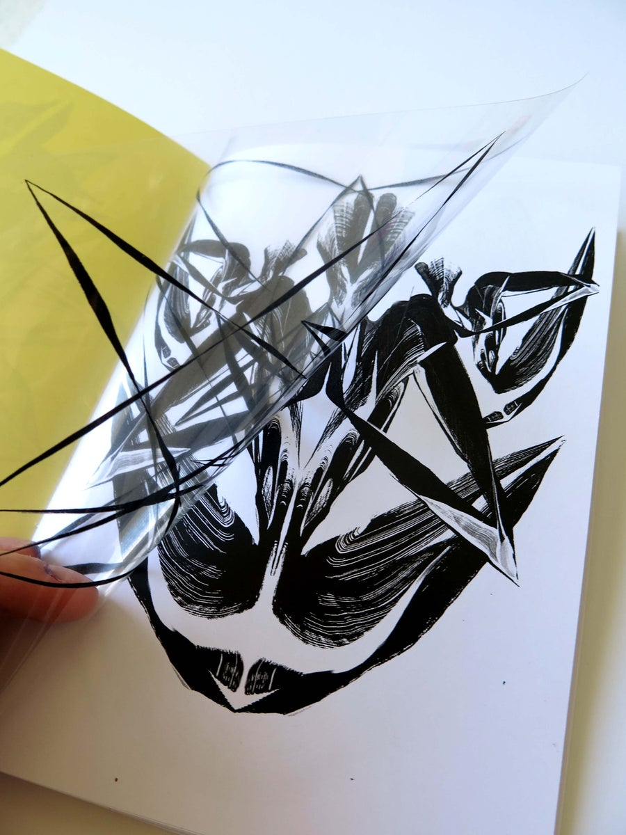 "Image of ""Broken Trance"" Zine"