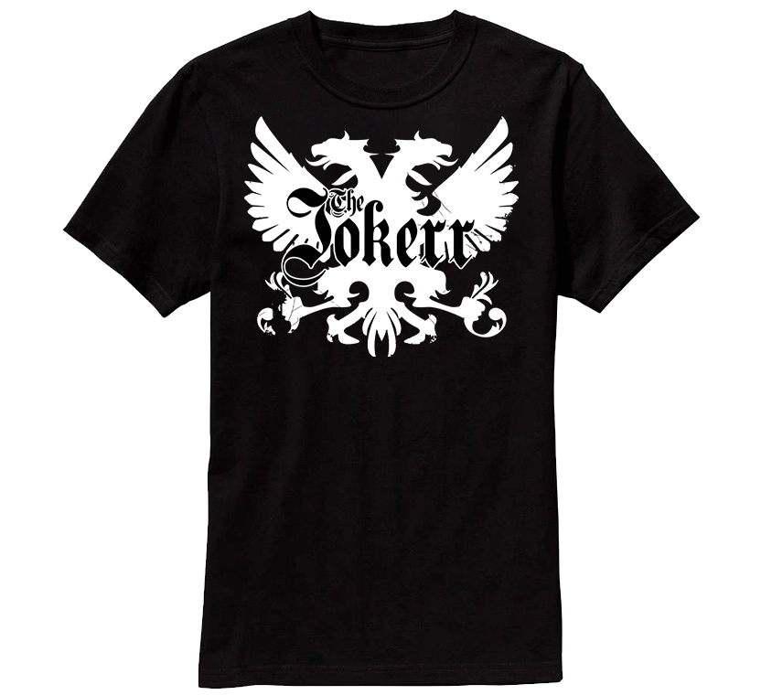 "Image of The Jokerr's ""Legacy Crest"" Tee"