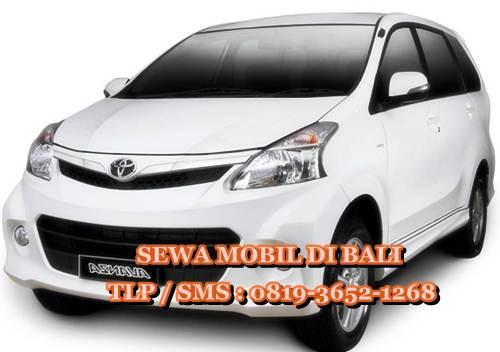 Image of Sewa Mobil Avanza Di Denpasar Bali