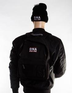 Image of The 'OnaMadOne' BACKPACK !
