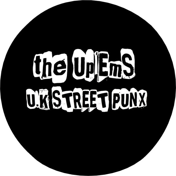 Image of STREET PUNX BADGE