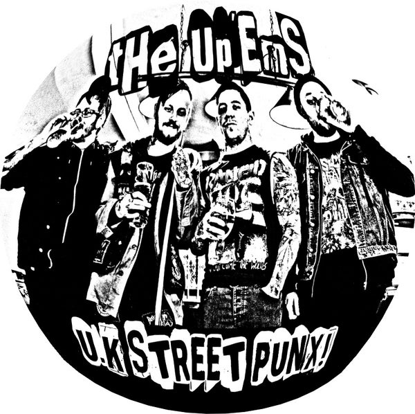 Image of WE ARE THE UP'EMS BADGE