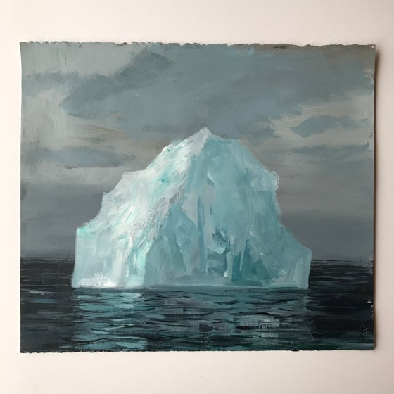 Image of March Iceberg
