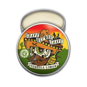 Image of GRAVE BEFORE SHAVE Tequila Limon Blend Beard Balm