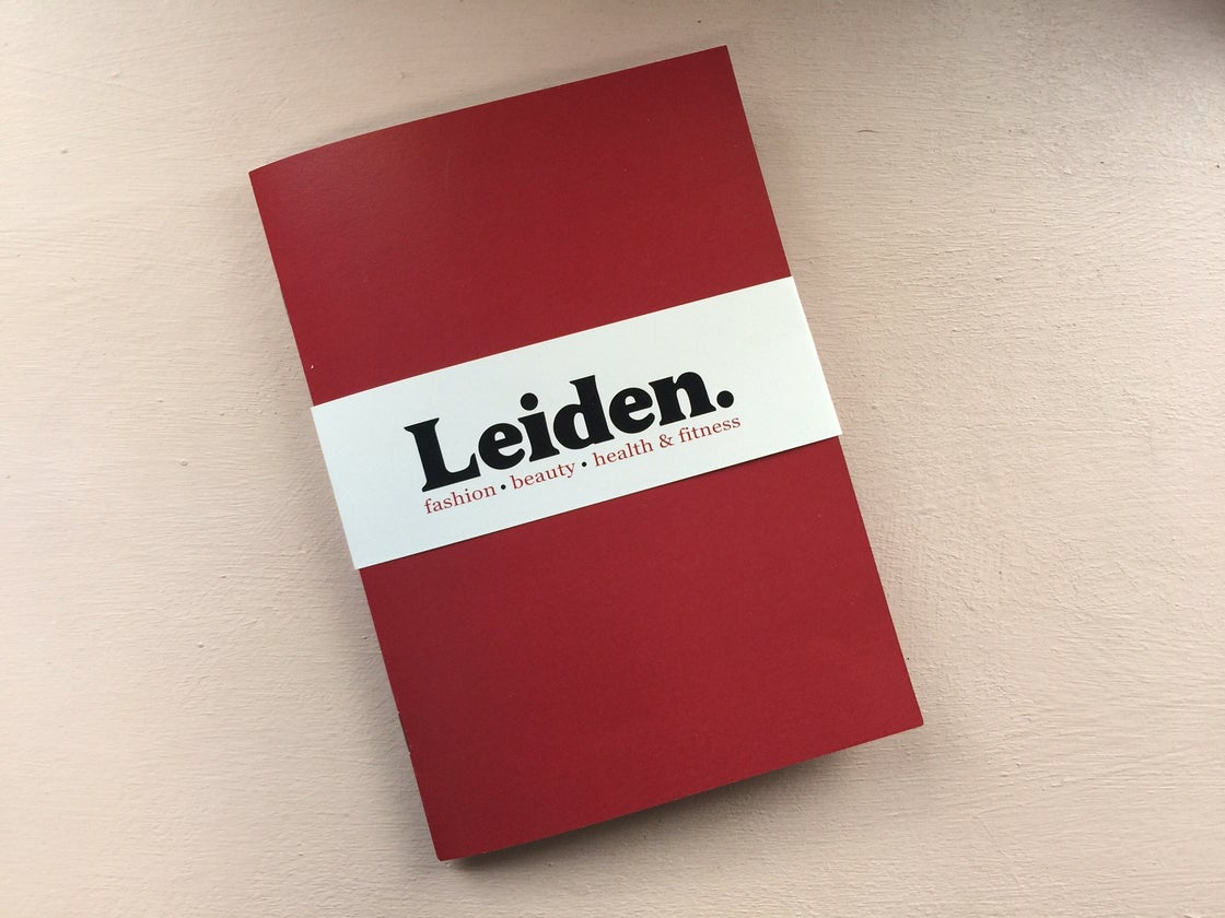 Image of Leiden Zine Feat. Artwork by Lexi Keelan