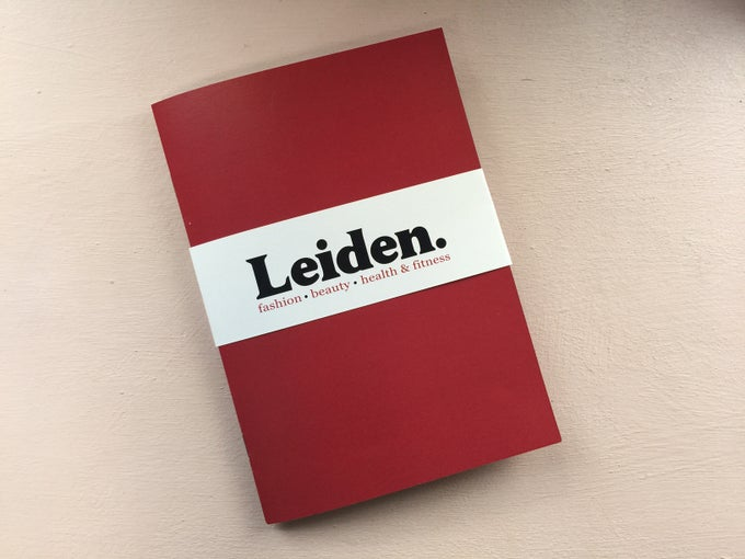 Image of Leiden Zine Feat. Artwork by Lexi Keelan