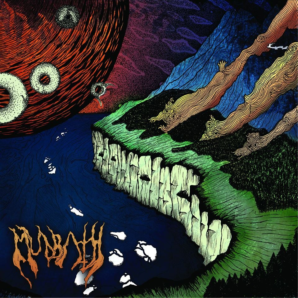 "Image of Mudbath ""Brine Pool"" (Lp)"