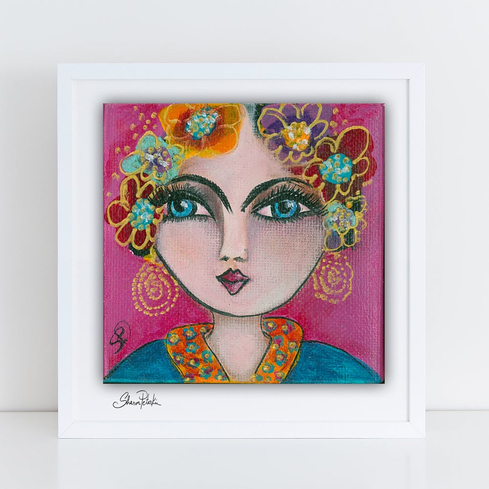 Image of Frida Love Print