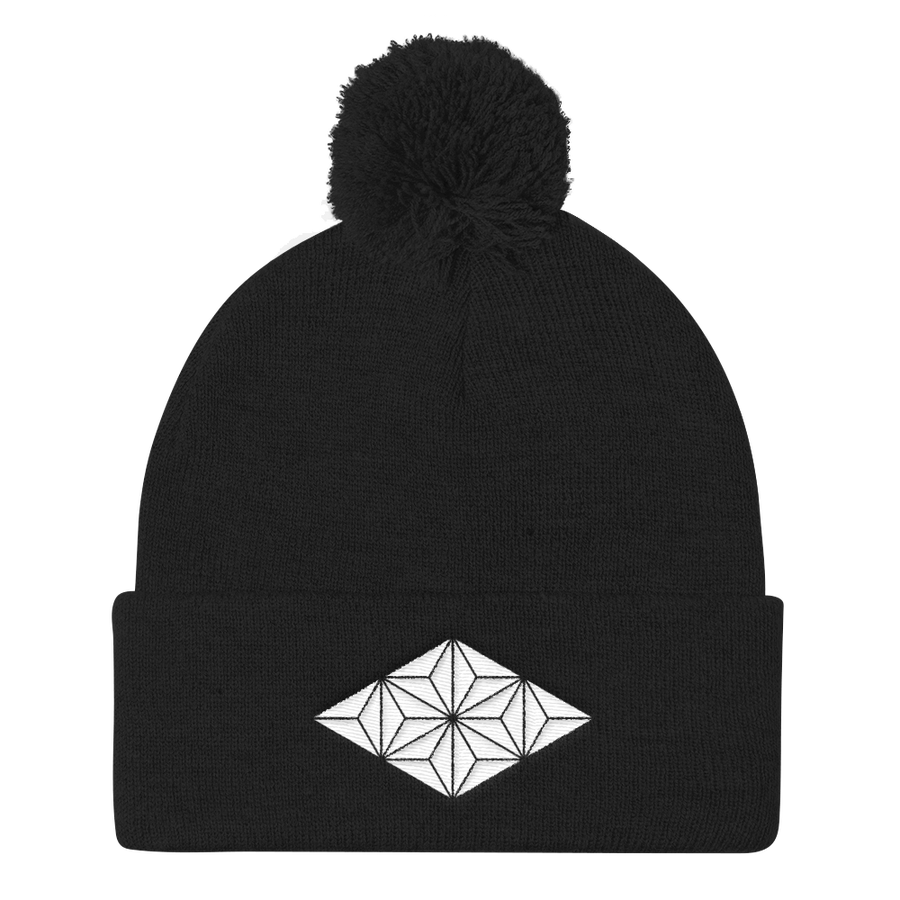 Image of decah Embroidered Knit Cap III