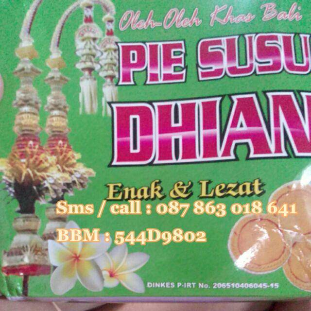Image of Toko Yang Jual Pie Susu Bali