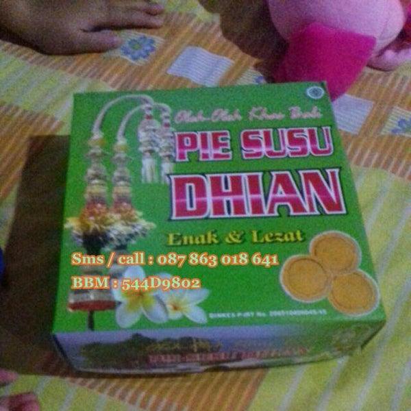 Image of Pie Susu Bali Dhian Online Harga Murah