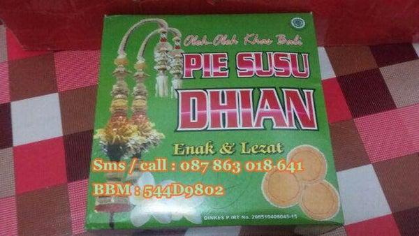 Image of Pie Susu Dhian Bali Terjamin Halal