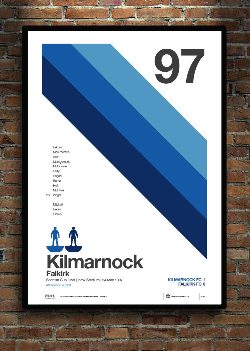 Image of KILMARNOCK SCOTTISH CUP WINNERS