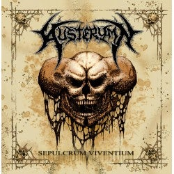 Image of Austerymn - Sepulcrum Viventium - CD