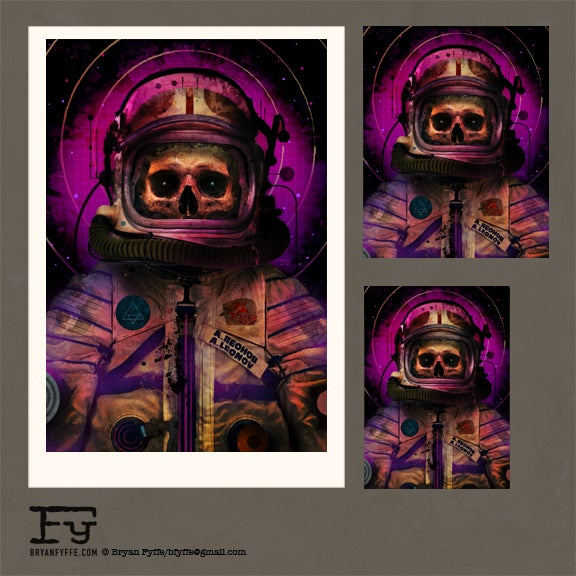 Image of Dead Aquanaut / Dead Cosmonaut