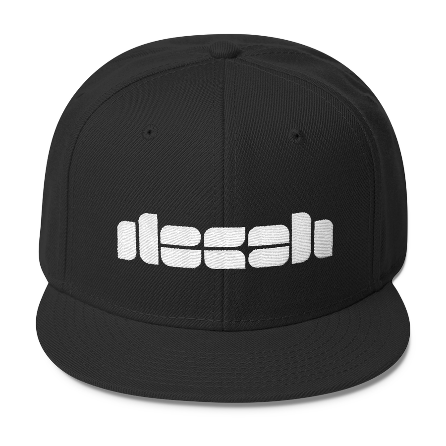 Image of Embroidered Snap Back III