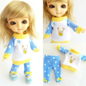 Image of Korilakkuma Bear Set